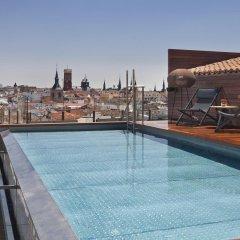 Отель Gran Melia Palacio De Los Duques Испания, Мадрид - 2 отзыва об отеле, цены и фото номеров - забронировать отель Gran Melia Palacio De Los Duques онлайн бассейн фото 3