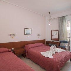 Отель Captain's Hotel Греция, Кос - 1 отзыв об отеле, цены и фото номеров - забронировать отель Captain's Hotel онлайн комната для гостей фото 4