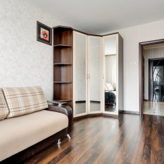 Гостиница Cozy 2 rooms ?partment on Novocherkassky Boulevard комната для гостей