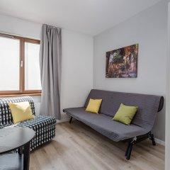 Отель Chill Apartment Польша, Варшава - отзывы, цены и фото номеров - забронировать отель Chill Apartment онлайн комната для гостей фото 5