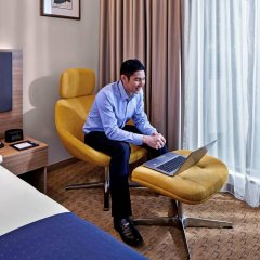 Отель Holiday Inn Express Singapore Orchard Road Сингапур спа фото 2