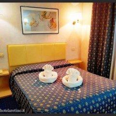 Hotel LAretino Ареццо комната для гостей фото 2