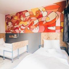 Bed Hostel комната для гостей фото 2