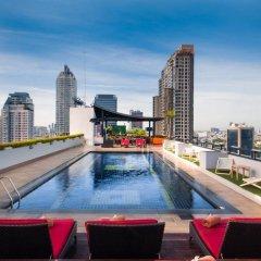 Отель Furama Silom, Bangkok бассейн фото 3