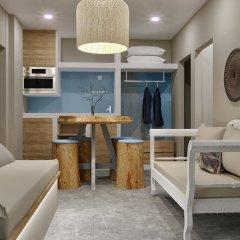 Апартаменты Natali Apartments комната для гостей фото 3