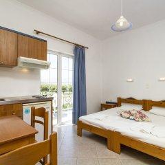 Mediterranean Hotel Apartments & Studios комната для гостей фото 15