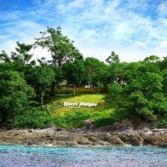 Отель Banraya Resort and Spa пляж