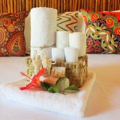 Отель Maya Hotel Residence Мексика, Остров Ольбокс - отзывы, цены и фото номеров - забронировать отель Maya Hotel Residence онлайн ванная