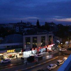 Отель Eva Otel балкон