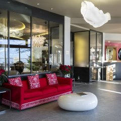 Hotel Koh-I Nor Val Thorens интерьер отеля
