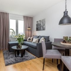 Отель Oslo Budget Apartments - Ullevaal Норвегия, Осло - отзывы, цены и фото номеров - забронировать отель Oslo Budget Apartments - Ullevaal онлайн комната для гостей фото 4