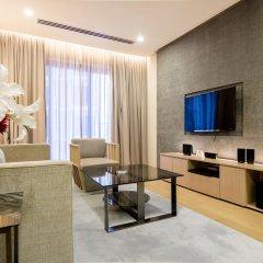 Отель 188 Serviced Suites & Shortstay Apartments Малайзия, Куала-Лумпур - отзывы, цены и фото номеров - забронировать отель 188 Serviced Suites & Shortstay Apartments онлайн комната для гостей фото 2