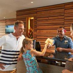 DoubleTree Resort by Hilton Hotel Fiji - Sonaisali Island питание