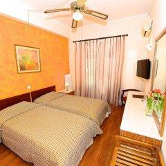 Отель Dalia Греция, Корфу - отзывы, цены и фото номеров - забронировать отель Dalia онлайн комната для гостей фото 2
