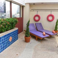 Отель Citadines Sukhumvit 16 Bangkok Таиланд, Бангкок - 1 отзыв об отеле, цены и фото номеров - забронировать отель Citadines Sukhumvit 16 Bangkok онлайн балкон