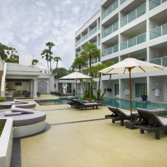 Отель Chanalai Romantica Resort Kata Beach - Adult Only фото 2