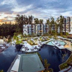 Отель Cassia Phuket парковка
