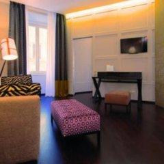 Отель Stendhal Luxury Suites Dependance Италия, Рим - отзывы, цены и фото номеров - забронировать отель Stendhal Luxury Suites Dependance онлайн комната для гостей фото 3
