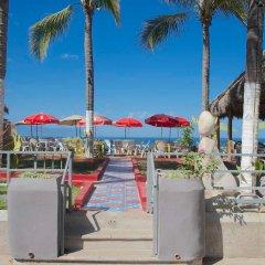 Отель ELOISA Пуэрто-Вальярта пляж фото 2