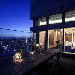 Отель InterContinental Seoul COEX балкон