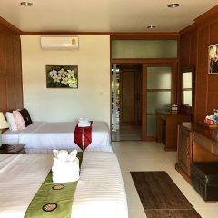 Отель Palm Beach Resort комната для гостей фото 3