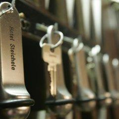 Отель Steichele Hotel & Weinrestaurant Германия, Нюрнберг - отзывы, цены и фото номеров - забронировать отель Steichele Hotel & Weinrestaurant онлайн фитнесс-зал