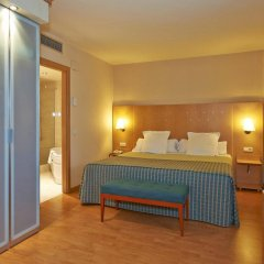 Отель NH Porta Barcelona комната для гостей фото 3