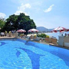 Отель Baan Karon Hill Phuket Resort бассейн фото 3