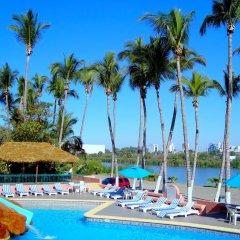 Отель Don Pelayo Pacific Beach бассейн