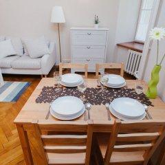 Апартаменты P&O Apartments Rondo ONZ 3 комната для гостей
