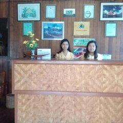 Aung Mingalar Hotel интерьер отеля