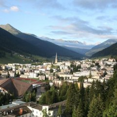 Отель Waldhotel Davos Швейцария, Давос - отзывы, цены и фото номеров - забронировать отель Waldhotel Davos онлайн