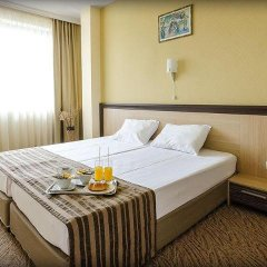 Отель Alliance Болгария, Пловдив - отзывы, цены и фото номеров - забронировать отель Alliance онлайн комната для гостей фото 5