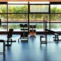 Porto Carras Meliton Hotel фитнесс-зал фото 2