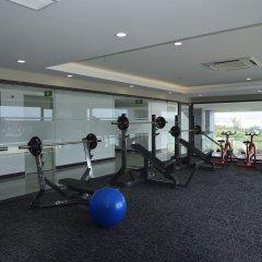 Отель Xavia Hotel Вьетнам, Нячанг - 1 отзыв об отеле, цены и фото номеров - забронировать отель Xavia Hotel онлайн фитнесс-зал
