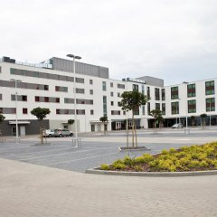 Отель Premiere Classe Centrum Вроцлав парковка
