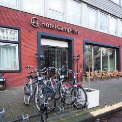 Отель Camp Inn Hotel Нидерланды, Амстердам - 2 отзыва об отеле, цены и фото номеров - забронировать отель Camp Inn Hotel онлайн спортивное сооружение