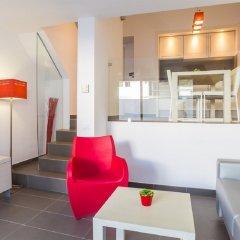 Отель Migjorn Ibiza Suites & Spa комната для гостей