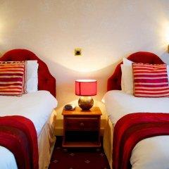 Best Western Princes Marine Hotel спа