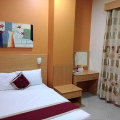 Отель Al Salam Inn Hotel Suites ОАЭ, Шарджа - отзывы, цены и фото номеров - забронировать отель Al Salam Inn Hotel Suites онлайн комната для гостей фото 3