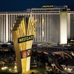 Отель Westgate Las Vegas Resort & Casino США, Лас-Вегас - 11 отзывов об отеле, цены и фото номеров - забронировать отель Westgate Las Vegas Resort & Casino онлайн вид на фасад