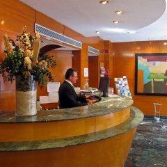Отель Husa Pedralbes Испания, Барселона - отзывы, цены и фото номеров - забронировать отель Husa Pedralbes онлайн интерьер отеля