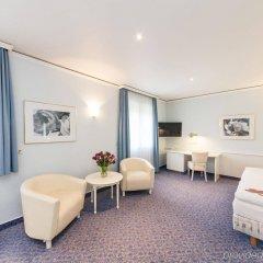 Отель Novum Hotel Post Aschaffenburg Германия, Ашаффенбург - отзывы, цены и фото номеров - забронировать отель Novum Hotel Post Aschaffenburg онлайн комната для гостей фото 4