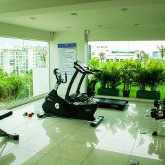 Отель Laguna Bay 1 Таиланд, Паттайя - отзывы, цены и фото номеров - забронировать отель Laguna Bay 1 онлайн фитнесс-зал