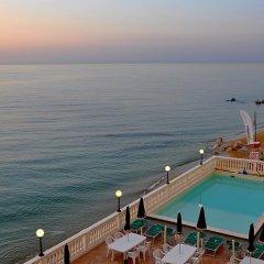Hotel Il Brigantino Порто Реканати приотельная территория