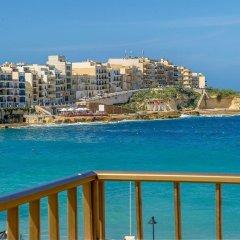 Отель Electra Guesthouse Мальта, Зеббудж - отзывы, цены и фото номеров - забронировать отель Electra Guesthouse онлайн балкон