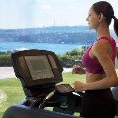 Отель InterContinental Istanbul фитнесс-зал фото 3