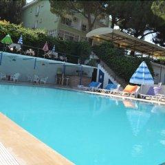 Kyme Hotel Турция, Дикили - отзывы, цены и фото номеров - забронировать отель Kyme Hotel онлайн бассейн фото 3