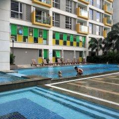 Апартаменты Bluesky Serviced Apartment Airport Plaza детские мероприятия