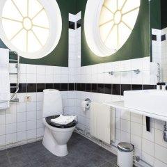 The Vault Hotel ванная